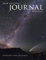 NCGR GEOCOSMIC JOURNAL WINTER-SPRING 2015