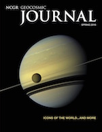 NCGR GEOCOSMIC JOURNAL SPRING 2016