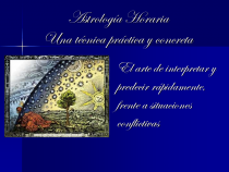 Principios de Astrología Horaria