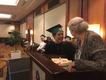 012 Graduación AstroMéxico NCGR Baltimore EUA Febrero 2017